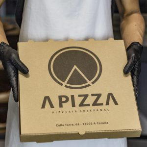 Pizza para A Pizza