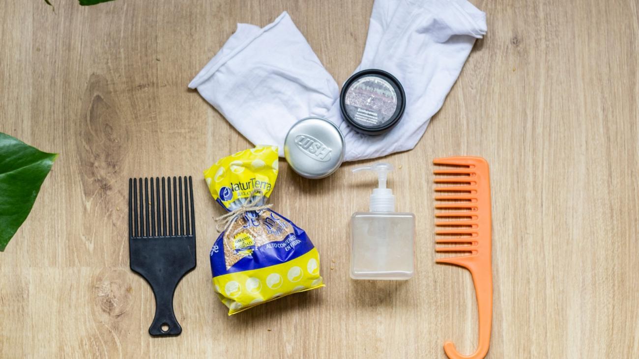 Descubre cómo hacer un gel de lino perfecto para el curly hair.